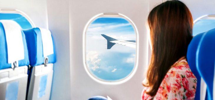 Voyager agréablement en avion