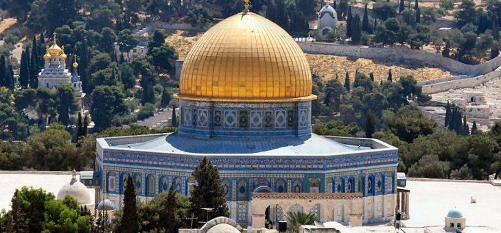 Jérusalem, incontournable pour le tourisme religieux