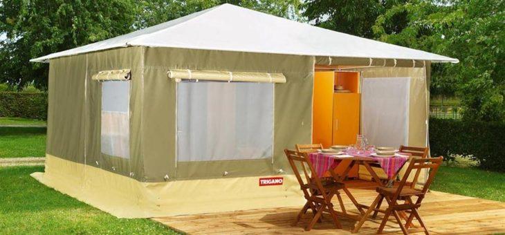 Top 5 des modes d'hébergement au camping