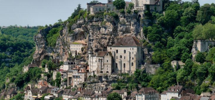 Vacances près de Rocamadour et la vallée de la Dordogne